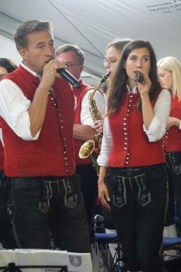 Ein tolles Gesangsduo aus Donnstetten: Mein Repräsentant des Gesanges
